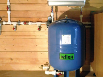 Мембранный бак для водоснабжения для чего нужен?
