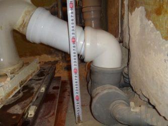 Как установить унитаз ниже уровня канализации?