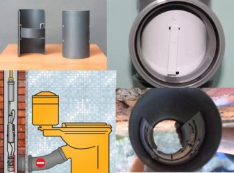 Как вытащить заглушку из канализации?