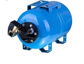 Расширительный бак для водоснабжения с автоматикой