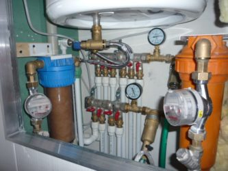 Нужен ли коллектор для водоснабжения в квартире?