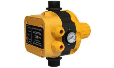 Электронный регулятор давления воды в системе водоснабжения