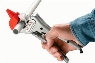 Как резать металлопластиковые трубы?