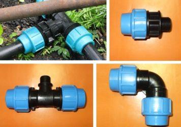 Полиэтиленовые трубы для водоснабжения монтаж
