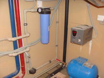 Замкнутая система водоснабжения в квартире