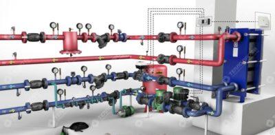 Что такое теплообменник в системе отопления?